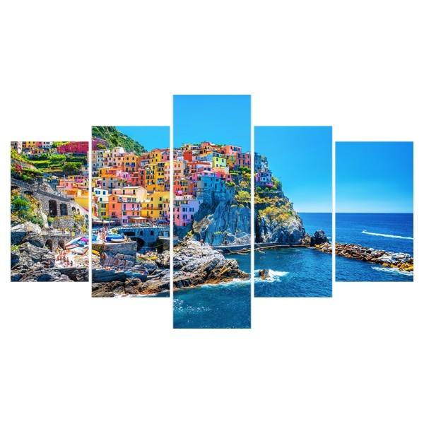 Картина модульная полиптих 75*130 Природа диз.7 10-02 купить оптом и в розницу