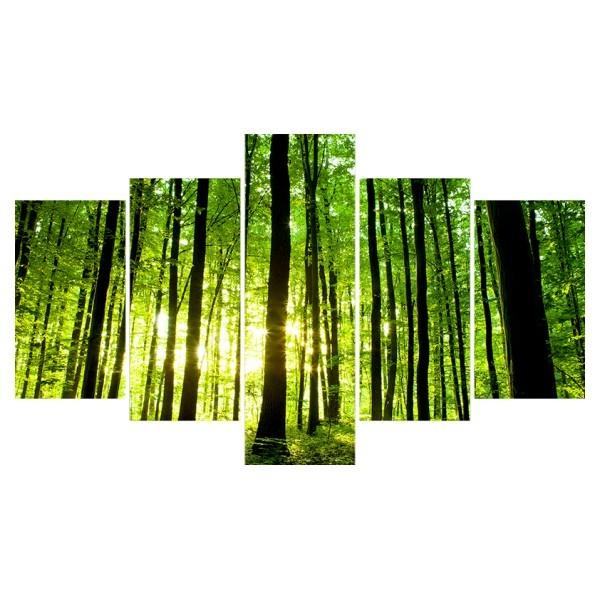Картина модульная полиптих 75*130 Природа диз.8 11-02 купить оптом и в розницу