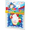 Набор ДТ Рисунок из страз Дед Мороз 01671 /100/ купить оптом и в розницу