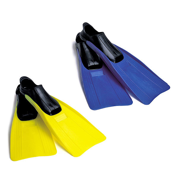 Ласты Large Super Sport, размер 41-45, Intex (55935) купить оптом и в розницу