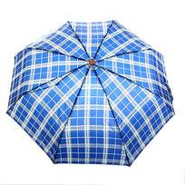 Зонт унисекс механический ″Клетка″, 8 спиц, d-100см купить оптом и в розницу