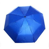 Зонт женский механический ″Ультрамарин″ цвет синий, 8 спиц, d-100см купить оптом и в розницу