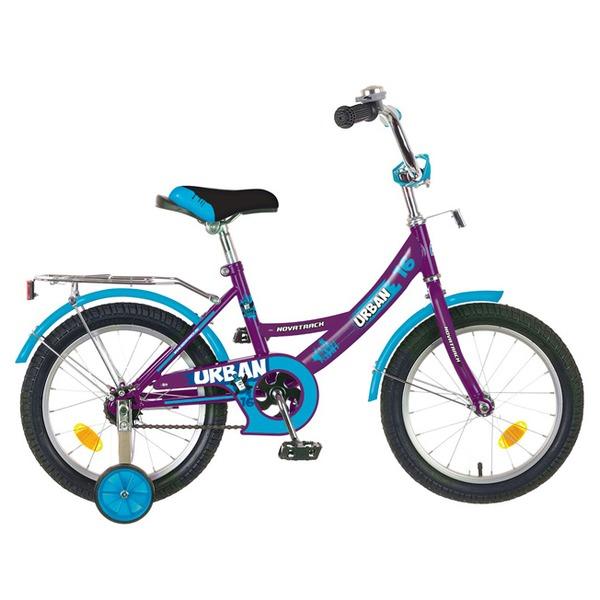 """Велосипед 2-х 20"""" URBAN вишневый купить оптом и в розницу"""