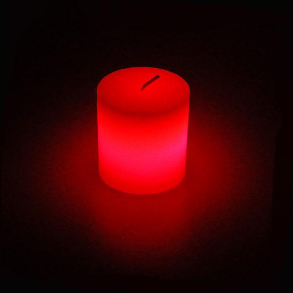 Свеча ″Праздничная″ LЕD 5 см 080 купить оптом и в розницу