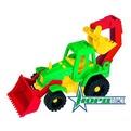 Трактор Ижора с грейдером и ковшом 152 Норд /27/ купить оптом и в розницу