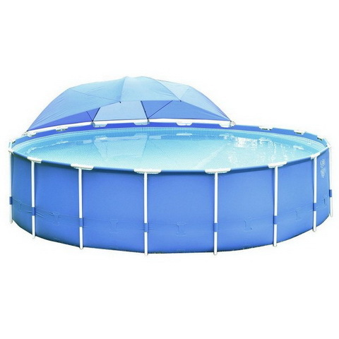 Тент-навес для бассейнов диам. 366*549 см Intex (28050) купить оптом и в розницу