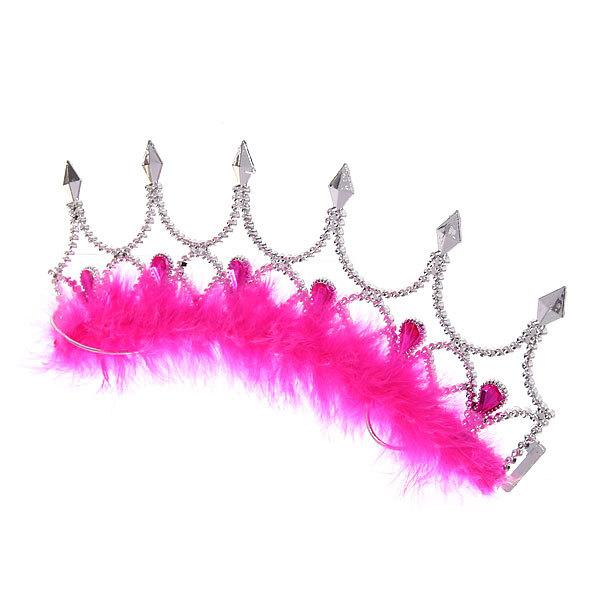 Корона пластиковая карнавальная ″Маленькая Принцесса″ 1656-116 купить оптом и в розницу