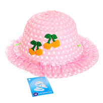Шляпа детская пляжная ″Каролина″ 809-13 купить оптом и в розницу