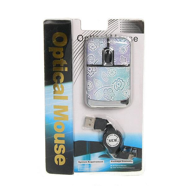 Мышка для компьютера USB ″Модница″SGH-9545В купить оптом и в розницу
