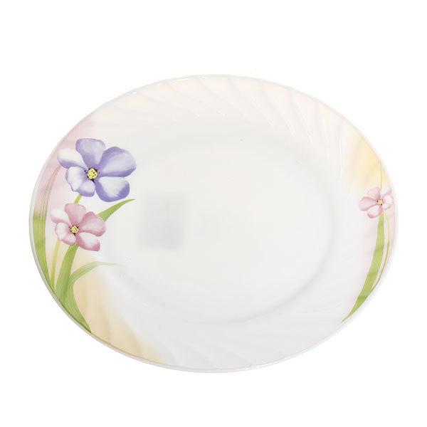 Тарелка керамическая 22,7 см ″Афина″ купить оптом и в розницу
