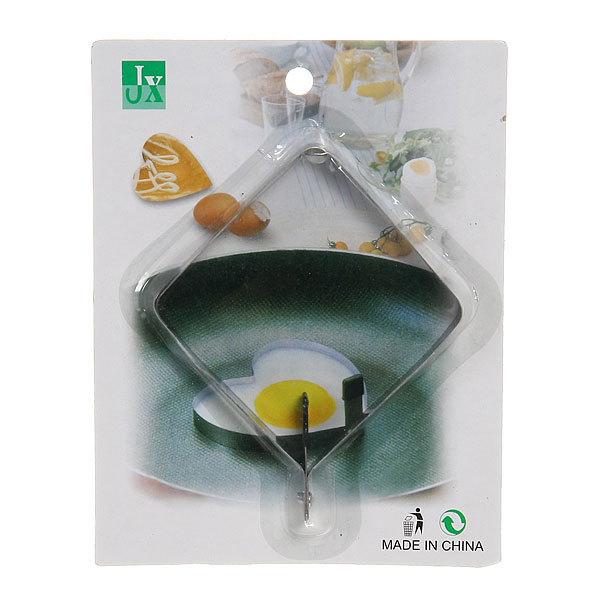 Форма для приготовления яиц 1шт Ромб NO106 купить оптом и в розницу