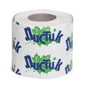 Бумага туалетная 1сл 1рул. ″Листик″ ( d-9.5, h-8.5, l-35-37, 32гр/м2) купить оптом и в розницу