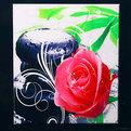 Картина пластик 40*90см тройная ″Розы″ НА6124/25/26 купить оптом и в розницу