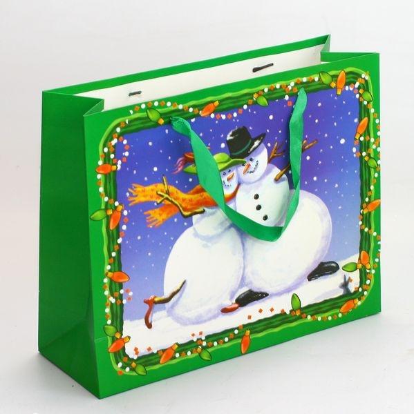 Пакет подарочный 32*26*11см (12/480) купить оптом и в розницу