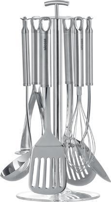 Набор кухонных инструментов, 7 пр., NADOBA, серия KAROLINA *9 купить оптом и в розницу