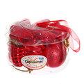 Новогодние шары (15шт) ″Новогодний Рубин″ LH028 купить оптом и в розницу