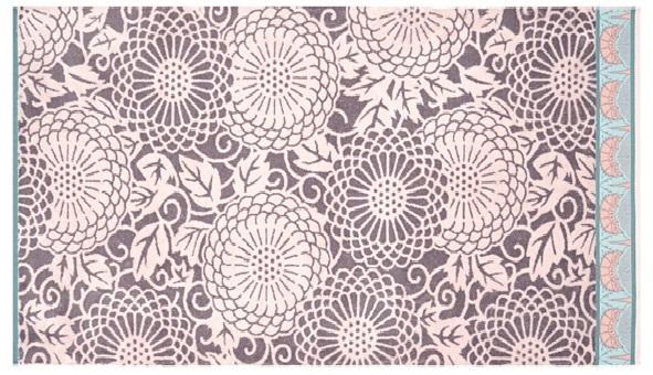 ПЦ-734-2219 полотенце 70x140 махр п/т Biscotto цв.10000 купить оптом и в розницу