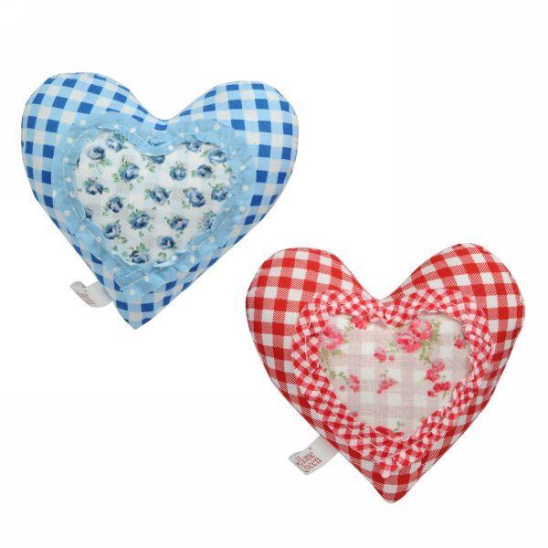Подушечка декоративная 17*18см ″Винтажное сердце″ купить оптом и в розницу