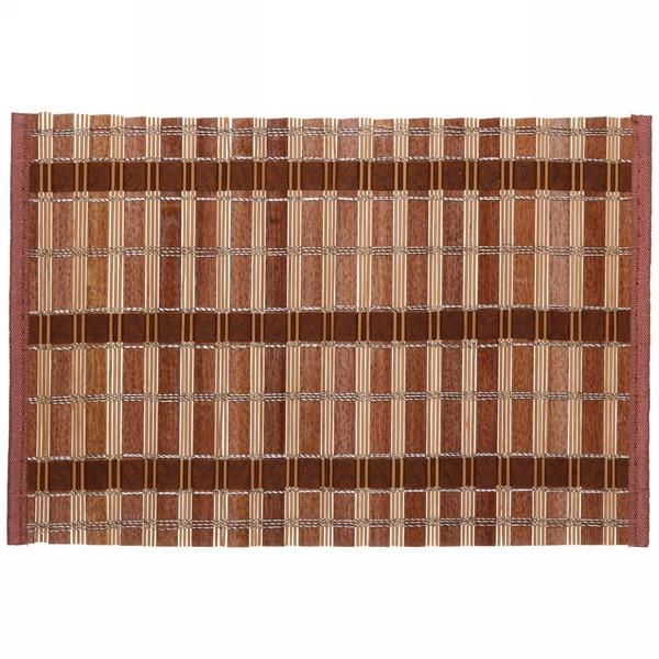 Салфетка на стол 30*45см бамбуковая полоски купить оптом и в розницу
