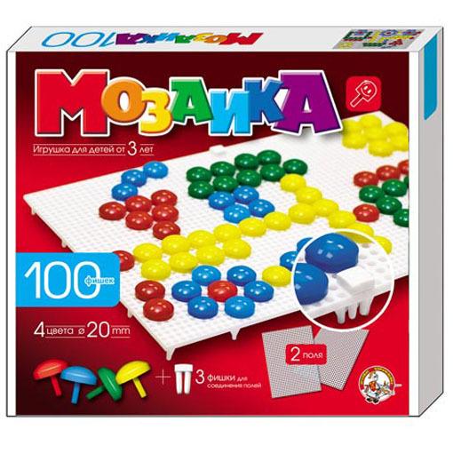 Мозаика 20/100 цветн. 979 /10/ купить оптом и в розницу