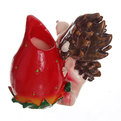 Фигурка подставка под ручки ″Ёжик с ягодкой″ 10,5*8 см купить оптом и в розницу