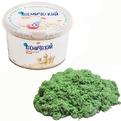 Набор ДТ Космический песок Зеленый 2 кг. КП03З20 купить оптом и в розницу