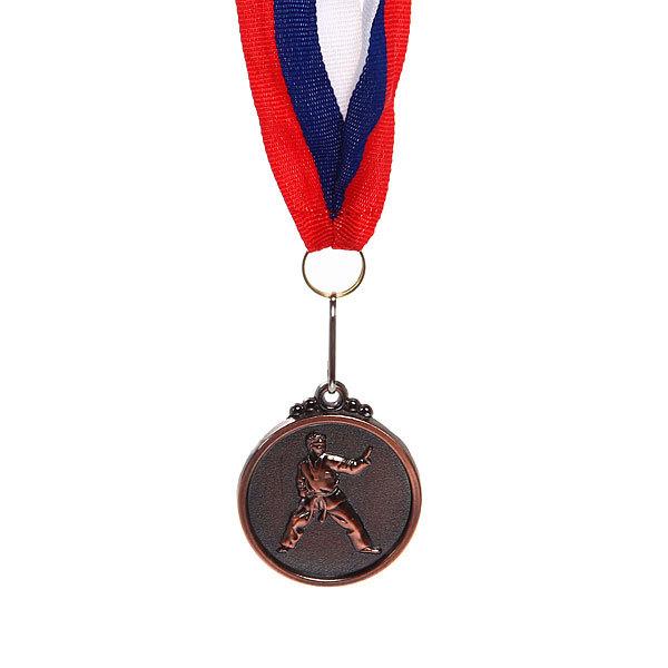 Медаль ″Единоборства″ - 3 место (4см) 151 купить оптом и в розницу
