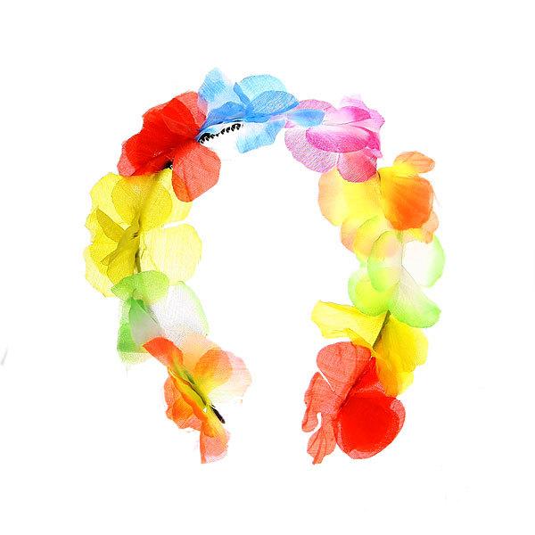 Карнавальный аксессуар ″Гавайская вечеринка″ ободок 094-12 купить оптом и в розницу