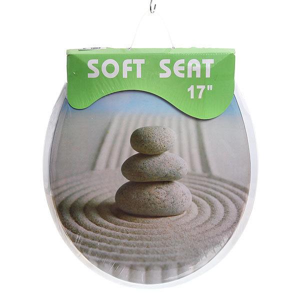 Сиденье для унитаза 36х41 532-7 купить оптом и в розницу