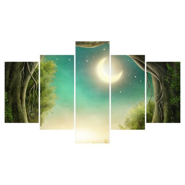 Картина модульная полиптих 75*130 Природа диз.9 12-02 купить оптом и в розницу