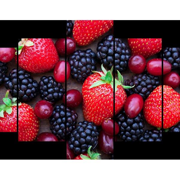 Картина модульная полиптих 75*130 Еда диз.3 15-02 купить оптом и в розницу