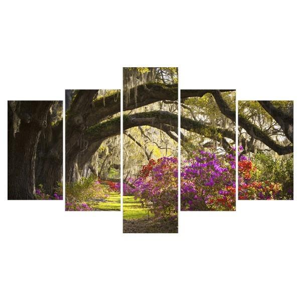 Картина модульная полиптих 75*130 Природа диз.10 16-02 купить оптом и в розницу
