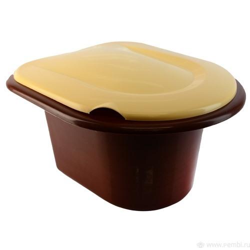 Ведро-туалет мини (Октябрьский)*5 купить оптом и в розницу