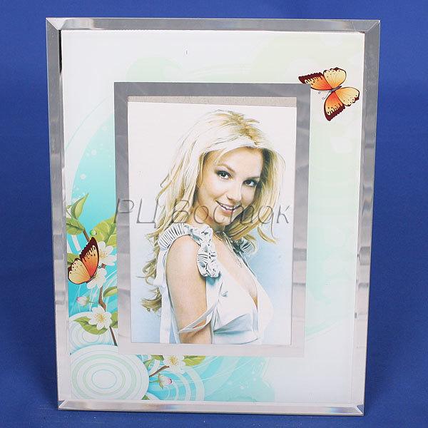 Фоторамка из стекла цветная 10х15 см 8-96 купить оптом и в розницу