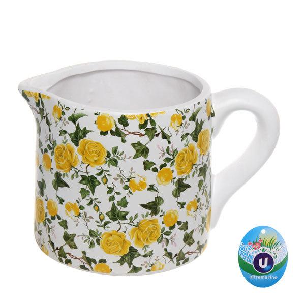 Кашпо для цветов садовое ″Молочник микс″ 9,5х9см″ YE12170-3 купить оптом и в розницу