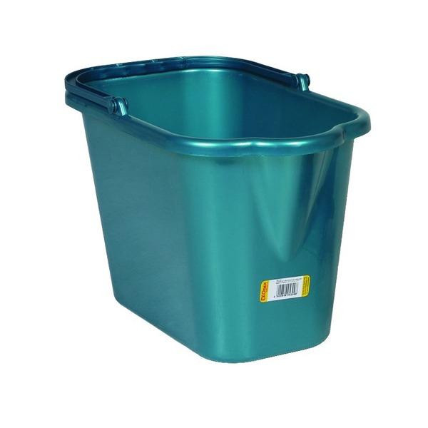 ЭКОнекс ведро mix classic (бордовый/зеленый/синий)/*24шт Konex купить оптом и в розницу