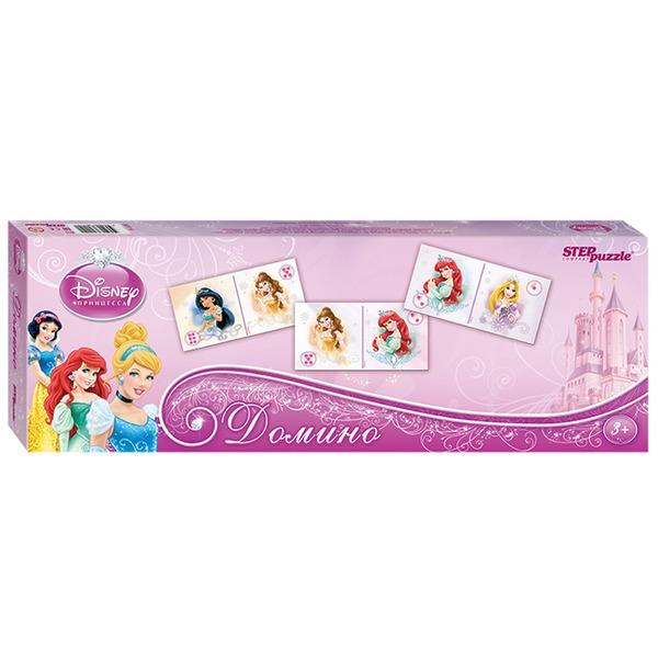 Домино Дисней 80114 Принцессы Степ /30/ купить оптом и в розницу