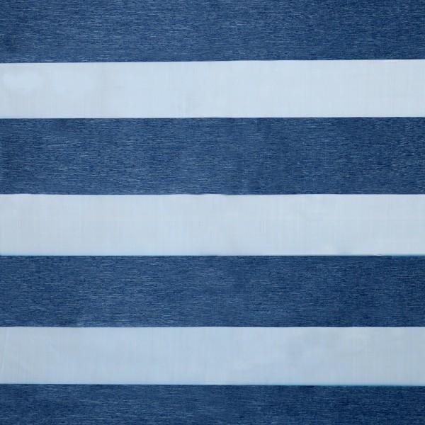 Штора ″Нуар″ синяя 142*275см/24/4 65002 купить оптом и в розницу