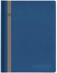 """Дневник универсал.дизайн.обл.АЛЬТ, """"Monaco"""" (синий), с петлей для ручки купить оптом и в розницу"""