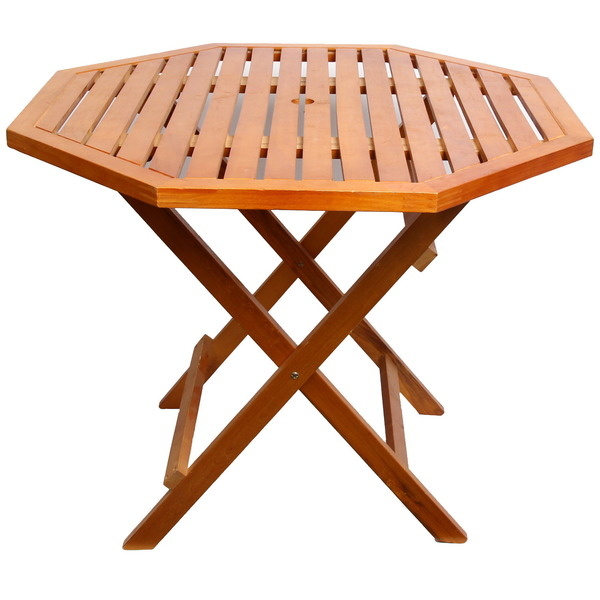 Стол дачный SS4-2 складной из дерева купить оптом и в розницу