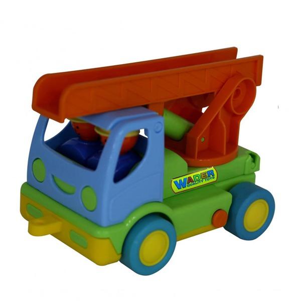 Автомобиль Мой первый грузовик пожарный в сетке 3225 П-Е /10/ купить оптом и в розницу
