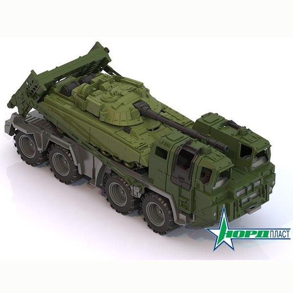 Автомобиль Военный тягач Щит с танком 258 Норд /16/ купить оптом и в розницу