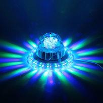 Светодиодный диско шар ″Кристалл″, RGB(красный, зеленый, синий) купить оптом и в розницу