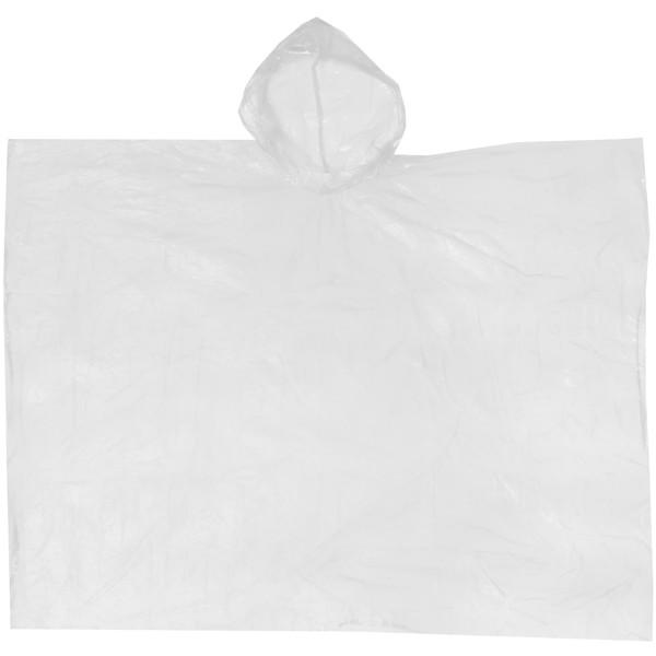 Дождевик Шар пончо 90х120см белый купить оптом и в розницу