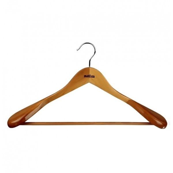 Вешалка для блузок  Matissa 42 см дер./*100 купить оптом и в розницу