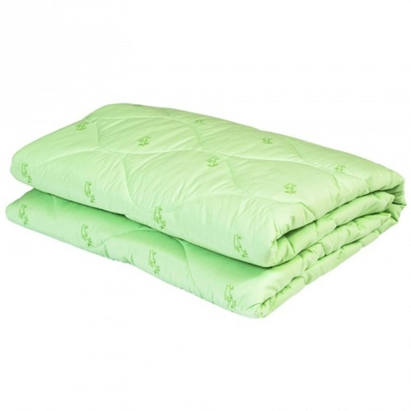 Одеяло 140*205см бамбук МУ221/1 купить оптом и в розницу
