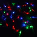 Гирлянда светодиодная 24м, 300 ламп LED, RG/RB(красный, зеленый/красный,синий), 8 реж, прозр.пров. купить оптом и в розницу