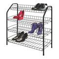 Этажерка для обуви, 4 полки (НИКА) 700х465х300мм ЭТ2 купить оптом и в розницу