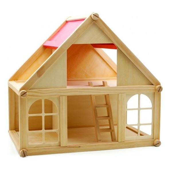 Дер. Кукольный дом 1 Д225 купить оптом и в розницу