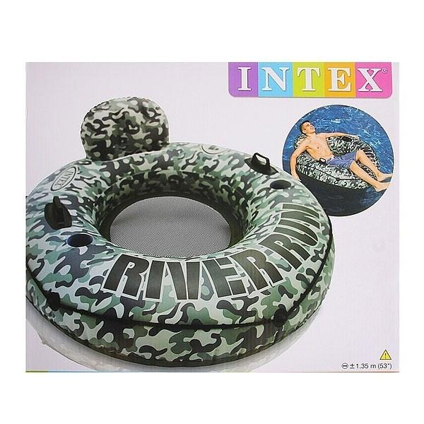 Круг для плавания детский 135см Intex (58835NP) купить оптом и в розницу